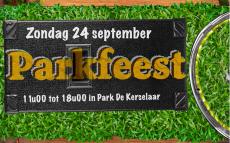 Parkfeest 2017